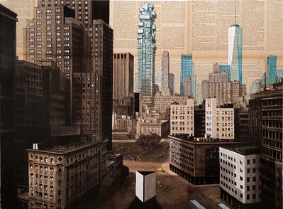 Guillaume Chansarel, 'Triangle Tribeca ', 2019