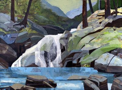 Mariella Bisson, 'Stoney Creek Falls', 2021