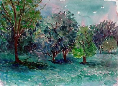 Rebecca Perehudoff, 'Trees of Asia', 1994