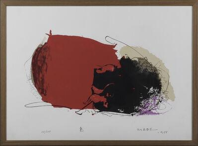 Manabu Mabe, 'Untitled', 1985