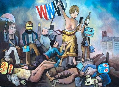 Jim Avignon, 'Freiheit', 2017