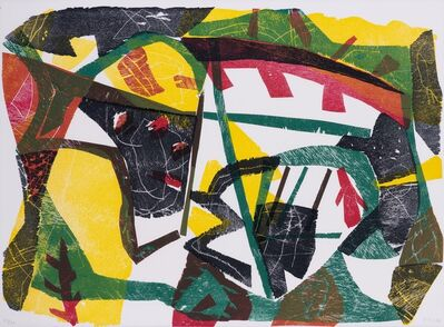 Jan Voss, 'Set of two prints', 1984