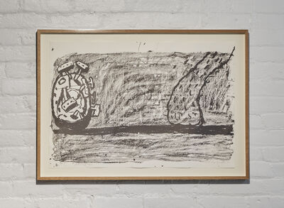 Philip Guston, 'Scene', 1980