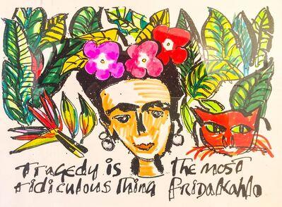 Anthony Haden Guest, 'Frida Kahlo', 2016