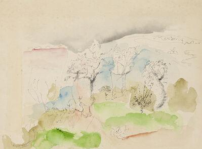 Gérard Guyomard, 'Landscape',  XX century