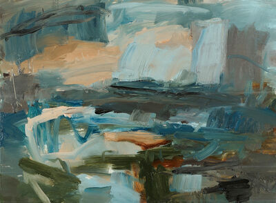 Louise Balaam, 'Salt Fleet', 2017