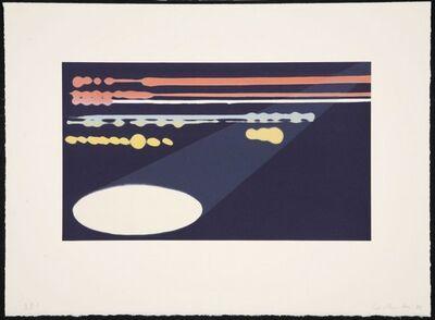 Ed Ruscha, 'City Spot', 1992