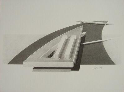 Tadao Ando, 'Pinault Museum', 2003