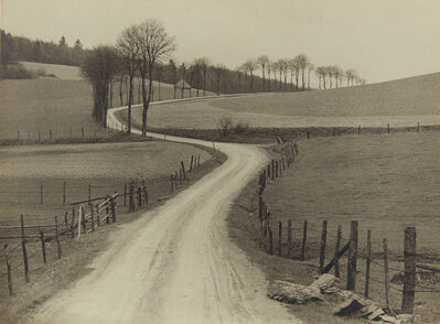Albert Renger-Patzsch, 'Untitled (country road)', 1930s