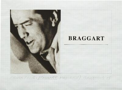 John Baldessari, 'Prima Facie: Braggart (Maquette)', 2005