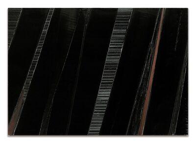 Pierre Soulages, 'Peinture, 92 x 130 cm, 24 Avril 1994', 1994