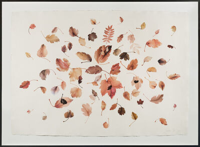 Jonathan Yeo, 'Leaves of Grunewald', 2013