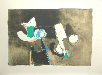 Afro (Afro Basaldella), 'Composition', 1969