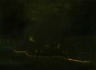 Eric Wright, 'Cuyahoga by Night (Signifiers) ', 2020