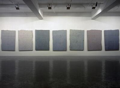 Giovanni Anselmo, 'Untited', 1989