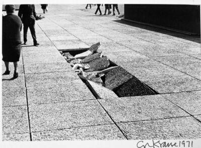 George Krause, 'Menace, Argentina', 1971