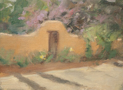 Irby Graves Brown, 'Fragrant Garden Study'
