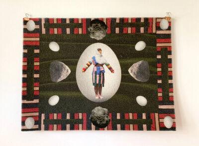 Lyubov Matyunina, 'Holy Egg Carpet', 2020