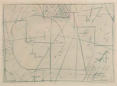 Georges Noël, 'Sans Titre', 1963