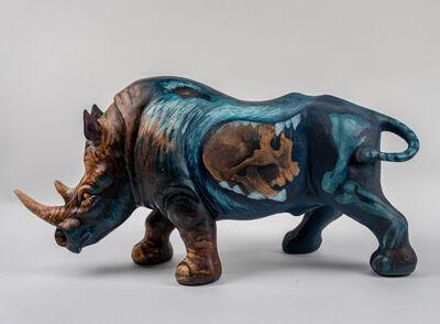 Kiptoe, 'Rhino', 2019