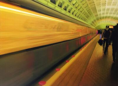 Rosalyn Bodycomb, 'DC Metro VIII', 2018