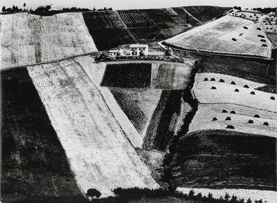 Mario Giacomelli, 'Paesaggio', 1956