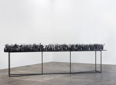 Carlos Amorales, 'La Aldea Maldita (maqueta) / The Cursed Village (scale model)', 2017