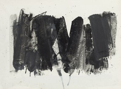 Bram Bogart, 'Untitled ', 1960