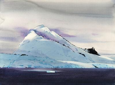 Scott Kelley (b. 1963), 'Neumeyer Channel, Antarctica '