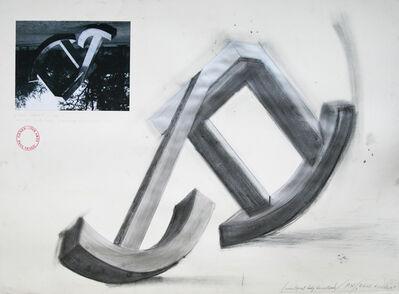 Paul Neagu, 'Edge runner', 1982