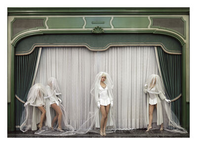 Anja Niemi, 'The Showgirl', 2013