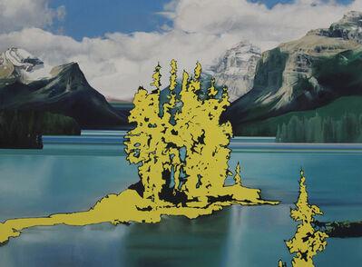 Jennifer Nehrbass, 'Yellow Pines', 2017