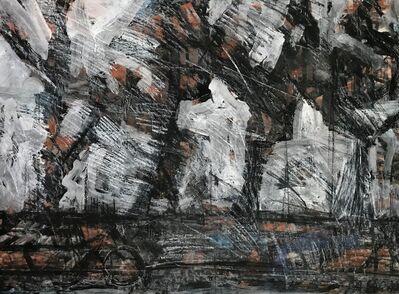 Arthur Berry, 'Winter Trees', 1962
