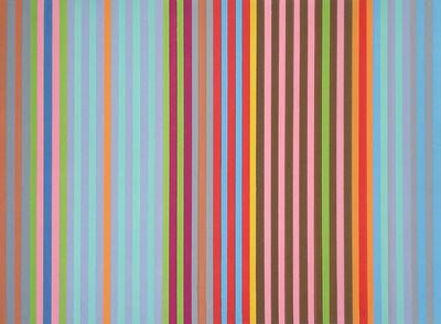"Gene Davis, '""Apricot Ripple""', 1969"