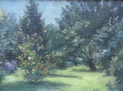 Alvin Ross, 'Summer Garden', Mid-20th century
