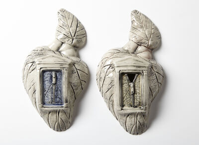 Leslie Fry, 'Closed, Opening, from the Changing Hearts series', 2014