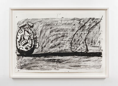 Philip Guston, 'Scene', 1981
