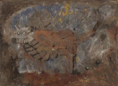 Rufino Tamayo, 'Taurus', 1962