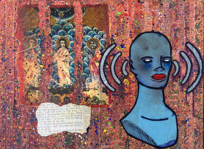 Kathleen Plasko, 'God Is A Noise In Your Head', 2019