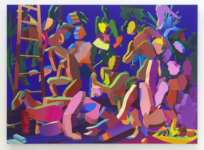 Jonathan Chapline, 'Material Memory (Construction/Deconstruction)', 2018