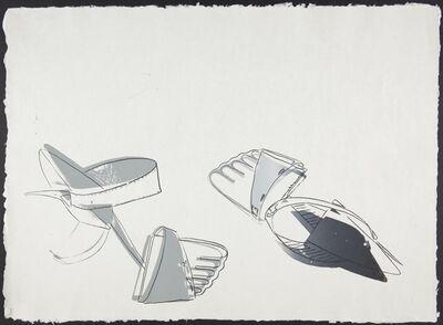 Andy Warhol, 'Sandal (F.&S. IIIB.26)', 1984