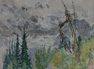 Dorothy Knowles, ' The Bugaboos'