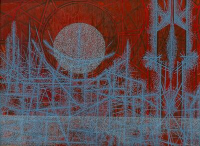 Jimmy Ernst, 'Abstract Composition ', 1966