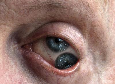 "Liza Ambrossio, 'The Evil Eye / Mal de ojo, from ""The Rage of Devotion""', 2017"