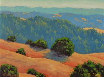 Steven Guy Bilodeau, 'Distant Hills', 2018
