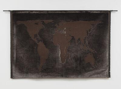 Mona Hatoum, 'Projection (velvet)', 2013