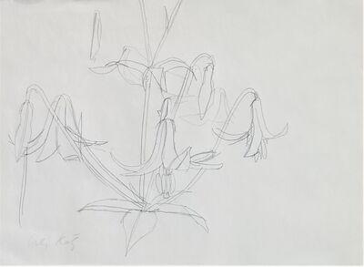 Alex Katz, 'Day Lillies 2', ca. 1960