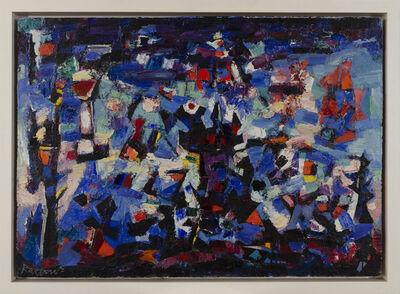 Abraham Rattner, 'Storm Composition #3', 1955