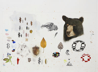 Scott Kelley (b. 1963), 'Chaos Bear'