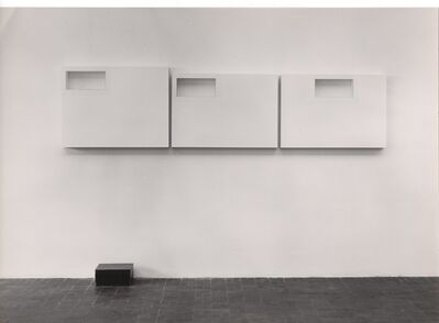Marion Baruch, 'Monitor (trio)', ca. 1989